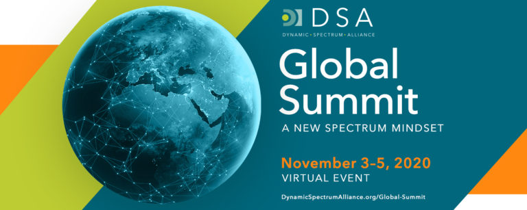 Upcoming Online Conference: DSA Global Summit 2020