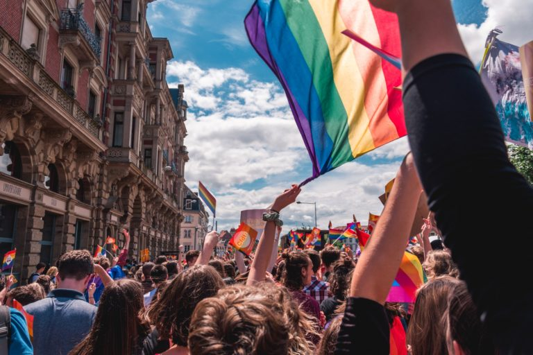 Tech Policy Podcast Flash Update   The Equality Act: What's Next for LGBTQ+ Rights in the US?